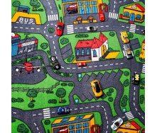 Ковер детский City Life 158