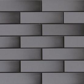 Фасадна плитка Cerrad гладка 245х65х6,5 мм grafit глазурований