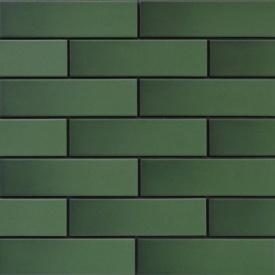 Фасадна плитка Cerrad гладка 245х65х6,5 мм zielone глазурований