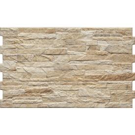 Фасадна плитка Cerrad Nigella структурна 490x300x10 мм desert