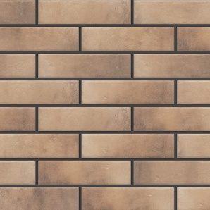 Фасадна плитка Cerrad Retro brick структурна 245х65х8 мм masala