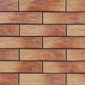 Фасадная плитка Cerrad CER 3 bis структурная 300x74x9 мм autumn leaf