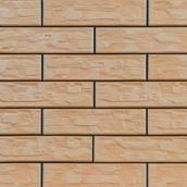 Плитка фасадная Cerrad CER 10 bis структурная 300x74x9 мм ecru