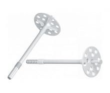 Дюбель-зонт Вік Буд пластиковий 1 сорт 10х160 мм