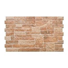 Фасадна плитка Cerrad Canella структурна 490x300x10 мм ginger