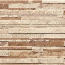 Фасадна плитка Cerrad Zebrina структурна 600x175x9 мм beige