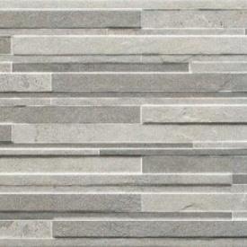 Фасадна плитка Cerrad Zebrina структурна 600x175x9 мм marengo