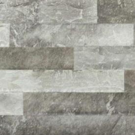 Фасадна плитка Cerrad Kallio структурна 450x150x9 мм marengo