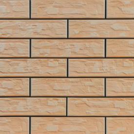 Плитка фасадна Cerrad CER 10 bis структурна 300x148x9 мм ecru