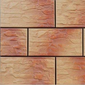 Фасадна плитка Cerrad CER 3 структурна 300x148x9 мм autumn leaf