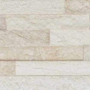Фасадна плитка Cerrad Kallio структурна 450x150x9 мм cream