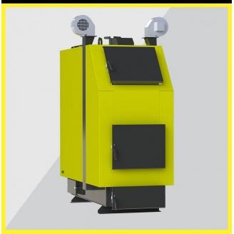 Твердотопливный котел KRONAS PROM 500 кВт