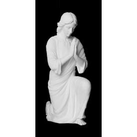 Скульптура Молиться 450х800х1300 мм