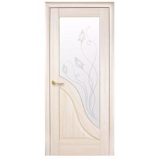 Двери межкомнатные Новый Стиль МАЭСТРА Р Амата Р2 600х2000 мм ясень