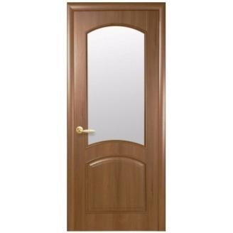 Двери межкомнатные Новый Стиль ИНТЕРА DeLuxe Антре 600х2000 мм каштан