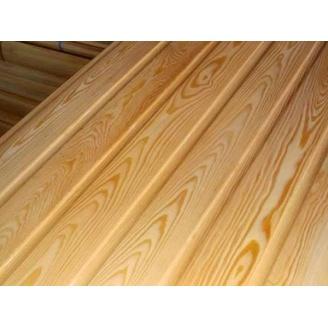 Вагонка деревянная сосна без сучка 12х115х3000 мм