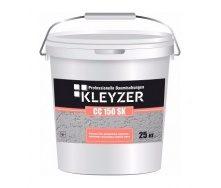 Декоративная штукатурка KELYSER CC 150 SK силикатно-силиконовая короед 25 кг белый