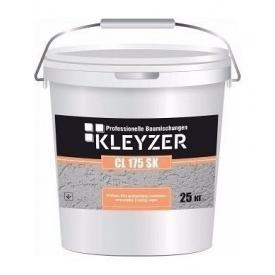 Декоративная штукатурка KELYSER CL 175 SK силиконовая короед 25 кг белый