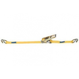 Стяжной ремень крюк-крюк 75 мм