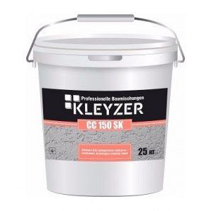 Декоративна штукатурка KELYSER CC 150 SK силікатно-силіконова короїд 25 кг білий
