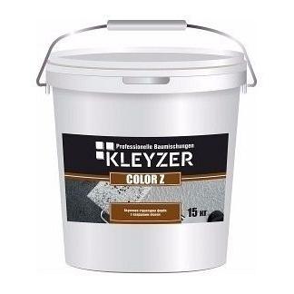 Структурна фарба KLEYZER Z акрилова 15 кг білий
