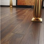 Ламинат Kaindl Natural Touch Narrow Plank 1383х116х10 мм Орех NEWPORT