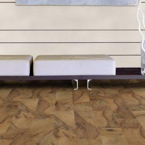 Ламінат Kaindl Creative Premium Glossy Plank 1383х159х8 мм Chery CRISTAL