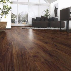 Ламінат Kaindl Creative Premium Glossy Plank 1383х159х8 мм Olmo LUCIA