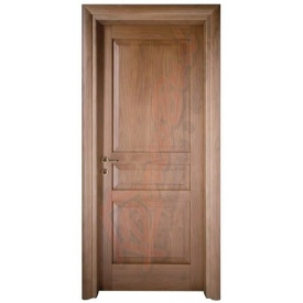Двери из сосны DerevBud темные 42х800х1900 мм