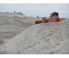 Пісок яружний фракції 1,5 мм