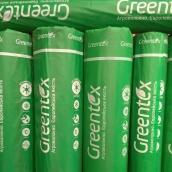 Агроволокно Greentex p-50 1,6х100 м черно-белый
