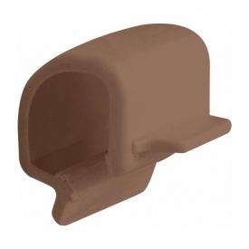 Кліпса Альта-Профіль Стандарт коричневий