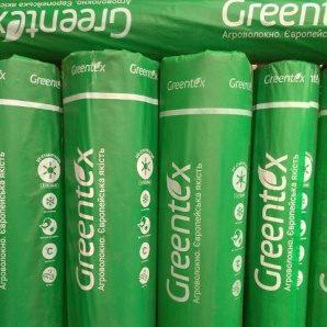 Агроволокно Greentex p-50 1,6х100 м чорно-білий