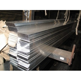 Шина алюминиевая электротехническая АД31 Т5 3х75х3000 мм