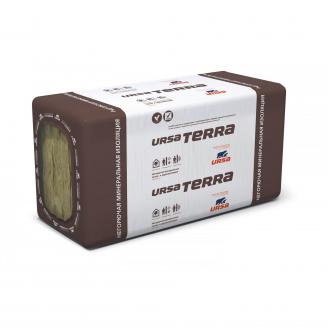 Теплоізоляція URSA TERRA Фасад 100x1250x600 мм