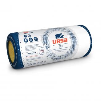 Теплоізоляція URSA GEO Універсальний рулон фольгований М-11Ф 50x12500x1200 мм
