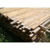 Рейка монтажна дерев'яна 20х40 мм