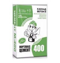 Цемент Каскад ПЦ I-400 25 кг