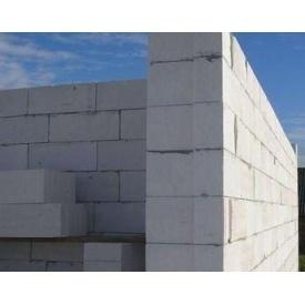 Блок ячеистого бетона 200x300x600 мм