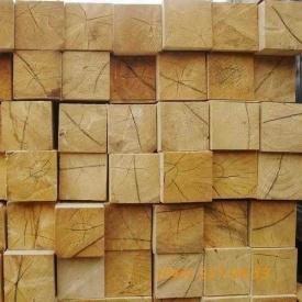 Брус деревянный 6 м