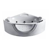 Гидромассажная ванна Volle 1500х1500х630 мм