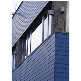 Фасадная доска Werzalit Siding 202 мм Colorpan Preisgruppe 1