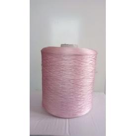 Нить для оверлока ковра 5 кг розовая
