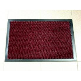 Грязезащитный придверный ковер Leyla 40 900х1500 мм красный