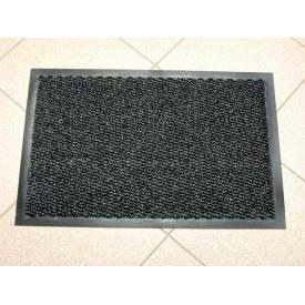 Решіток придверні килим Leyla 51 600х900 мм сірий