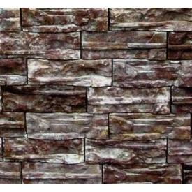Комплект фасадной плитки Rocky Скалистая гора 35 мм