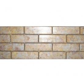 Фасадная плитка Rocky Гладкий кирпич 15х55х190 мм