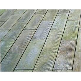 Тротуарная плитка Rocky Доска 35х200х600 мм