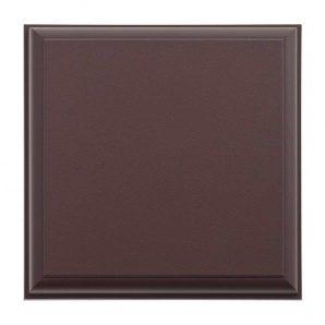 Оздоблювальний елемент Альта-Профіль 2 0,25х0,25 м коричневий