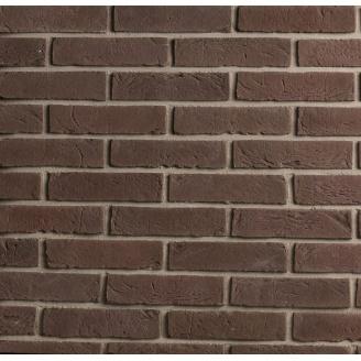 Плитка бетонная Einhorn под декоративный камень Римский Кирпич 104, 200х50х12 мм